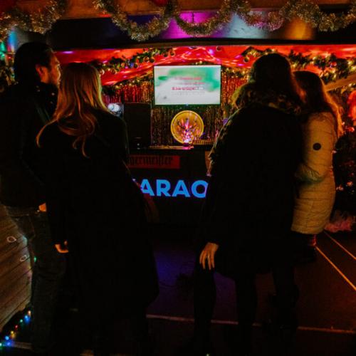 Karaoke by jager